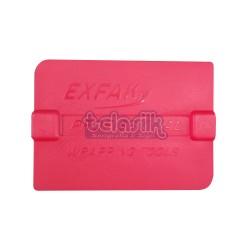 Espátula Magnética Semi-Flexível Vermelha cod. 50-2079